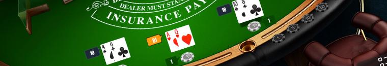blackjack en línea
