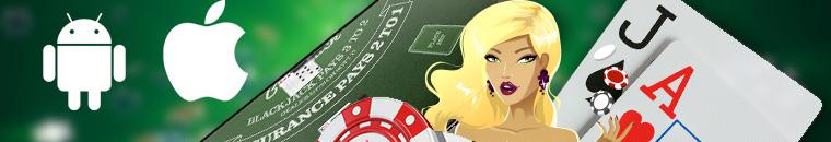blackjack para móviles