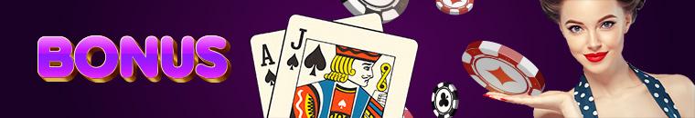 casino blackjack bonus
