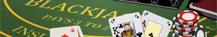 probabilidad de ganar en blackjack
